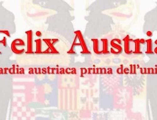 """""""FELIX AUSTRIA"""" A MASSALENGO (LO) IL 26 E 27 OTTOBRE"""