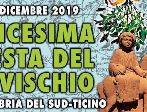 FESTA DEL VISCHIO A MARCALLO CON CASONE IL 7 DICEMBRE
