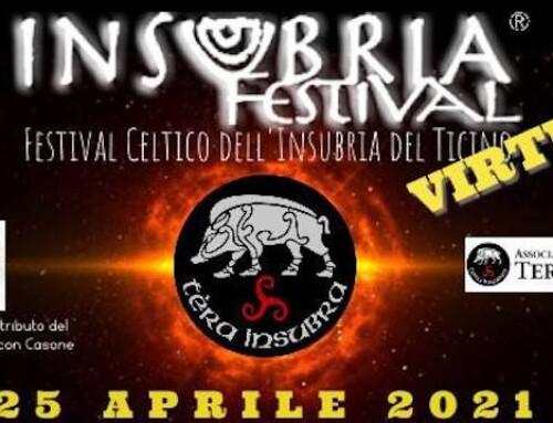 INSUBRIA FESTIVAL 2021 – ONLINE IL 25 APRILE 2021